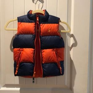Ralph Lauren Child's Reversible Down Vest